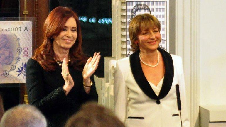 Gils Carbó, Cristina Kirchner