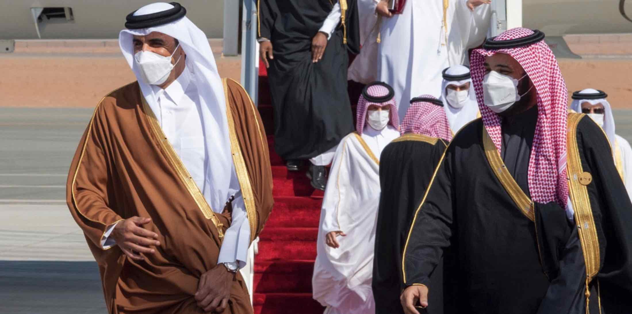 Consejo de Cooperación en el Golfo, Qatar, Arabia Saudí, Geopolítica, Irán