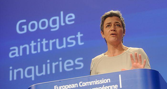 Google, UE