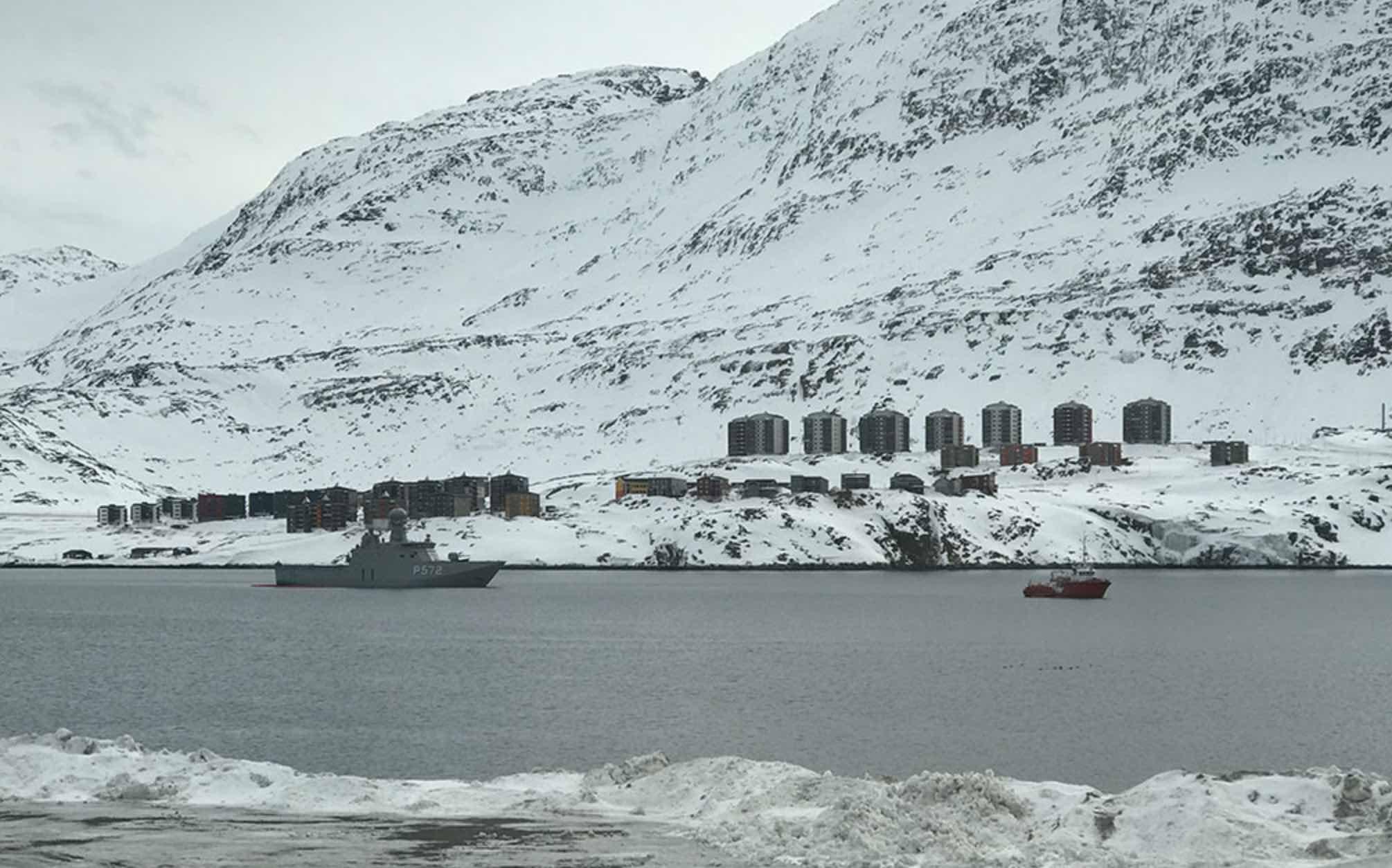 Groenlandia, Coffey