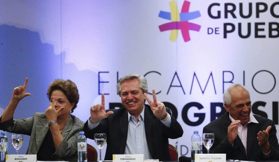 Grupo de Puebla en Buenos Aires