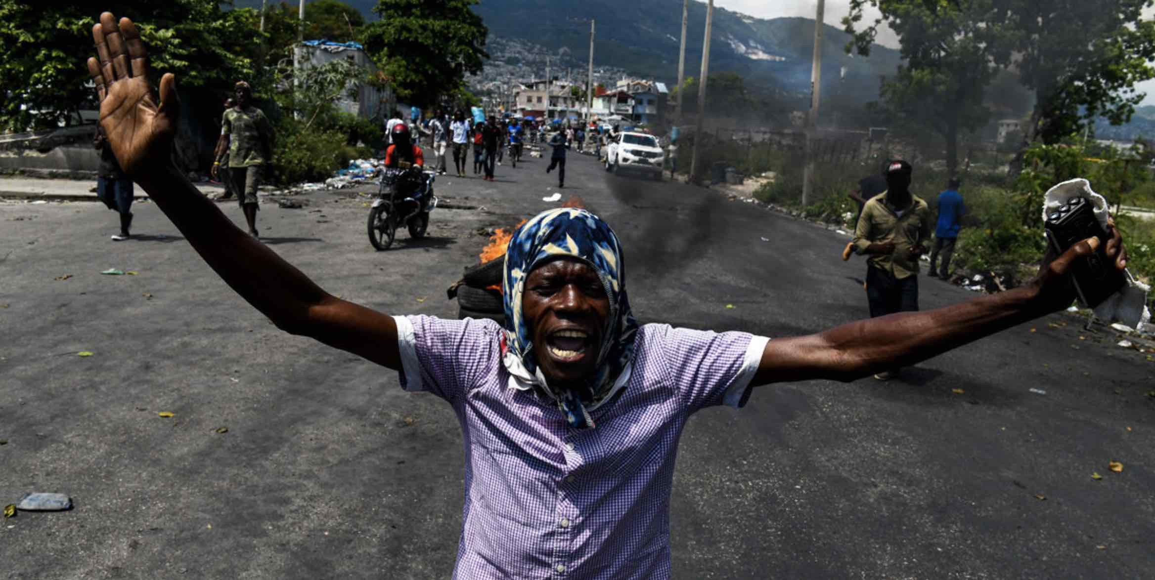 Crisis Haitiana