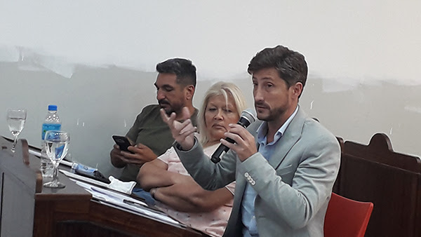 Hernán Letcher, Unidad Ciudadana