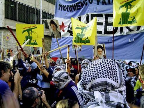 Hezbolá, terrorismo en Argentina