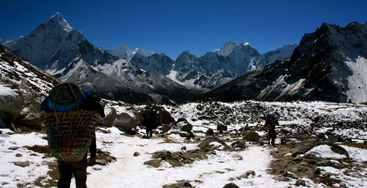 Nepal, China, Tibet, Himalayas, India