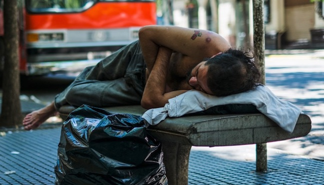 Homeless, Buenos Aires