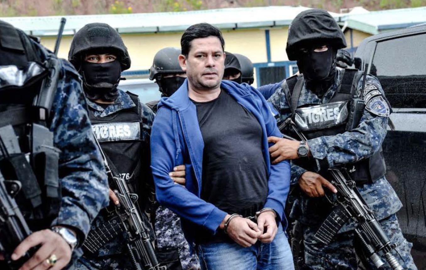 Narcotraficante hondureño Fernández Rosa, sentenciado a prisión perpetua en  EE.UU. | El Ojo Digital