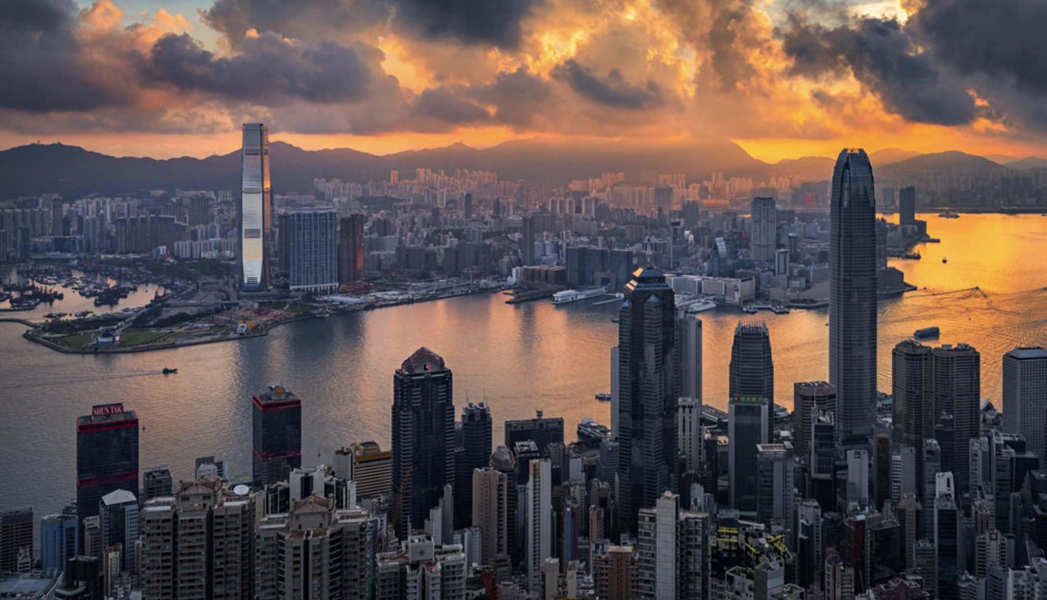 Hong Kong, Moneda de Hong Kong, Represión china, Dólar de Hong Kong