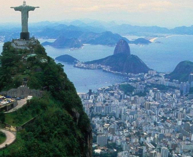 Hoteles en Río de Janeiro, Brasil