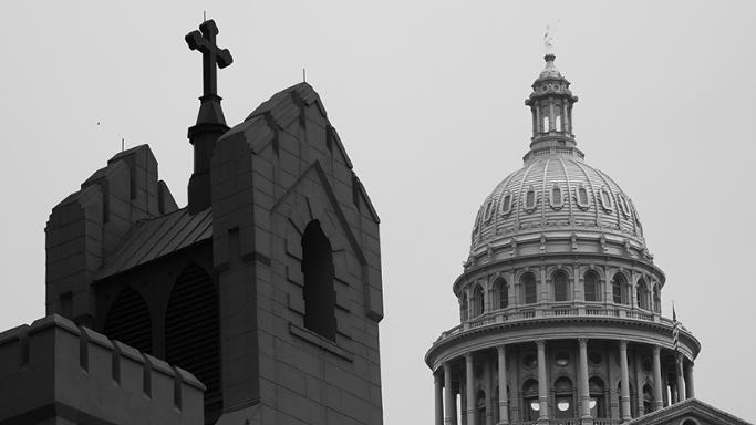 Iglesia y política