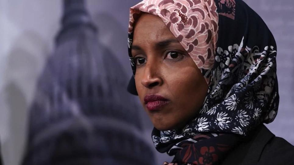 Ilhan Omar, Terrorismo internacional, Partido Demócrata
