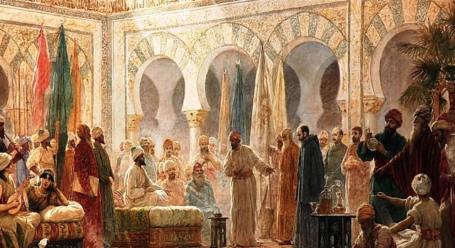 Cultura islámica, Ilustración islámica, Islam