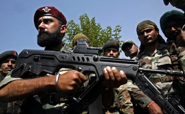 India, fuerzas especiales