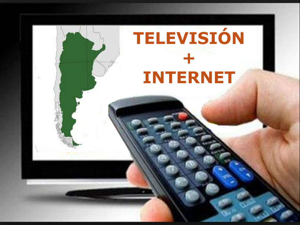 Internet y TV digital