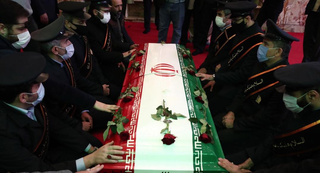 Irán, Homicidio del científico nuclear Mohsen Fakhrizadeh