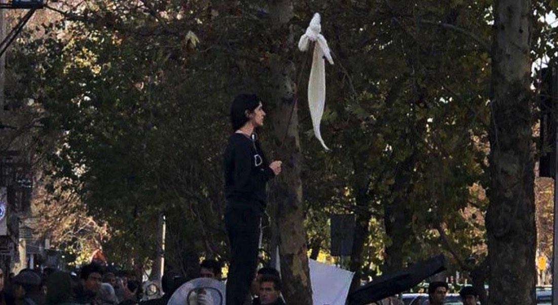 Día Internacional de la Mujer, Irán