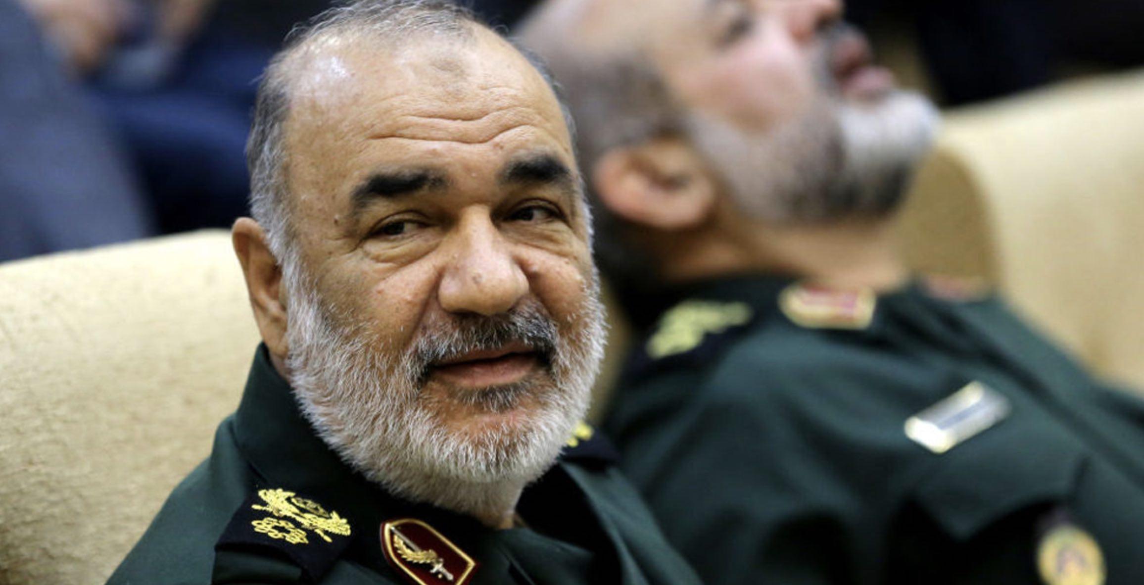 General Hossein Salami
