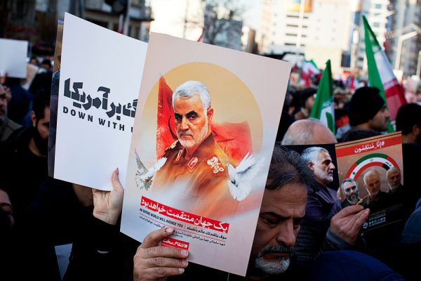 Irán, Soleimani, Oriente Medio, Giraldi, Geopolítica