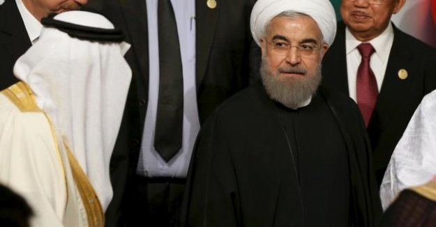 Rouhani, Irán