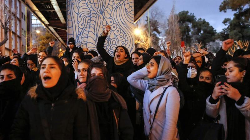 Irán, Protestas, Coronavirus, Geopolítica, COVID-19