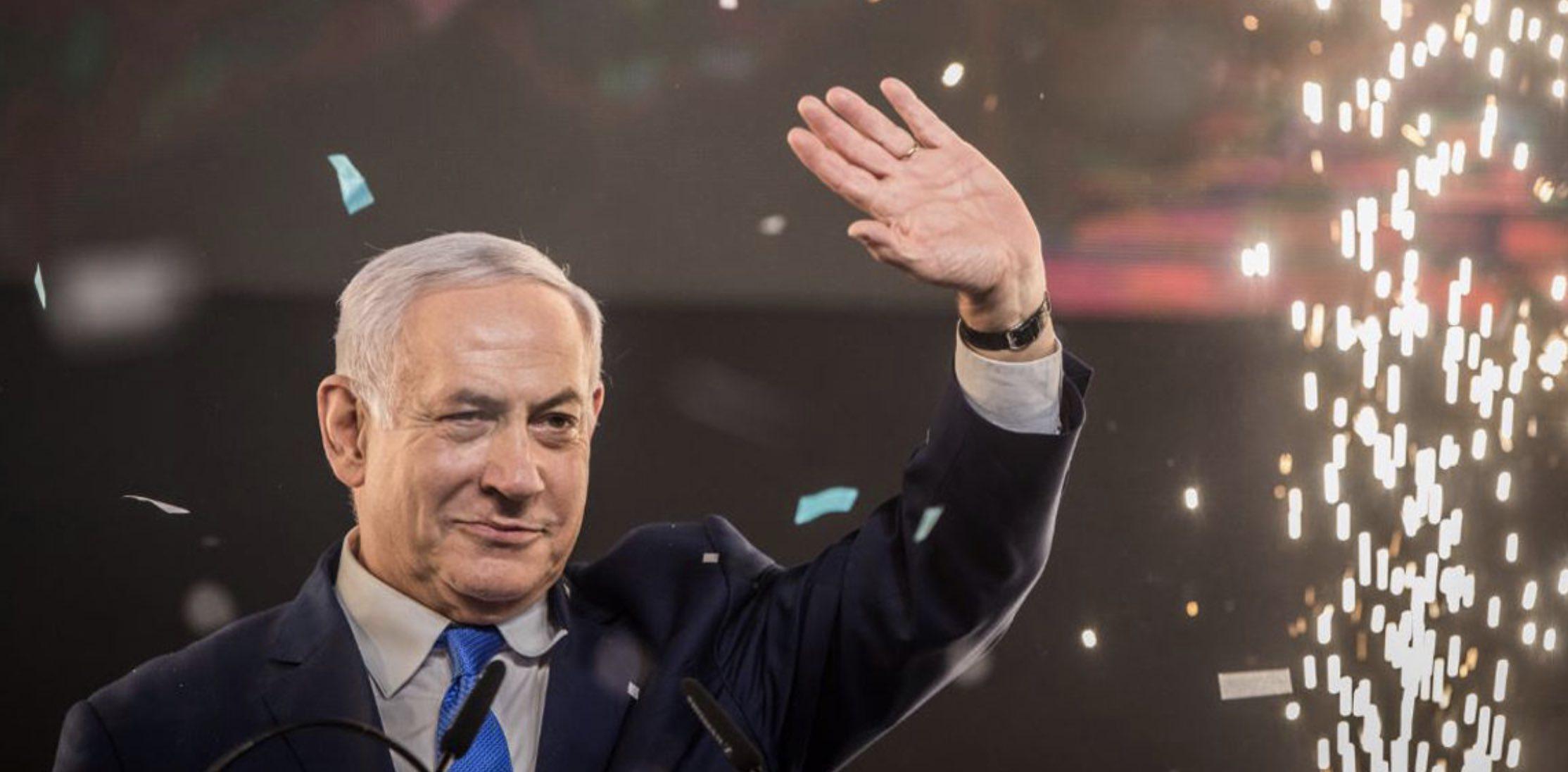 Benjamin Netanyahu, Israel, Victoria