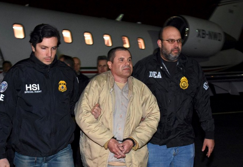 Joaquín Chapo Guzmán Loera, Narcotráfico, Crimen organizado