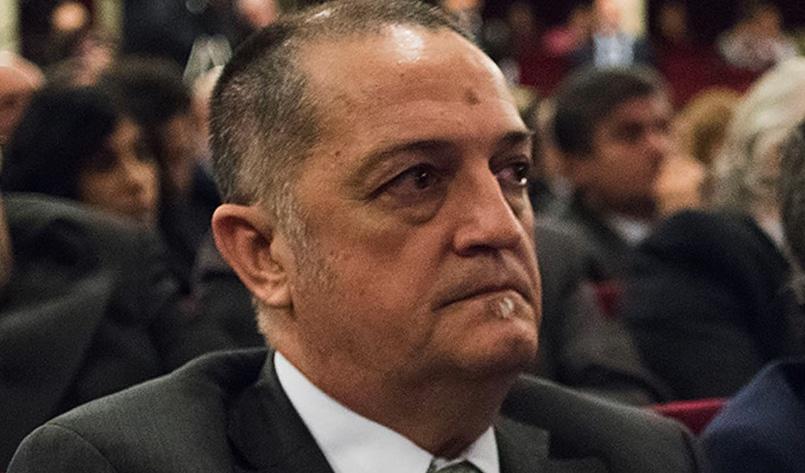 Juez Corrupto Luis Rodríguez