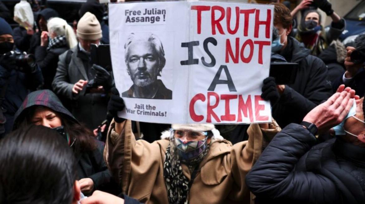 Julian Assange, Asesinato de Assange, Secuestro, CIA, Giraldi