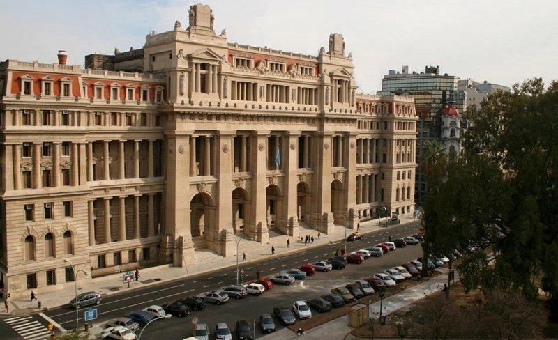 Poder Judicial de la Nación, Argentina