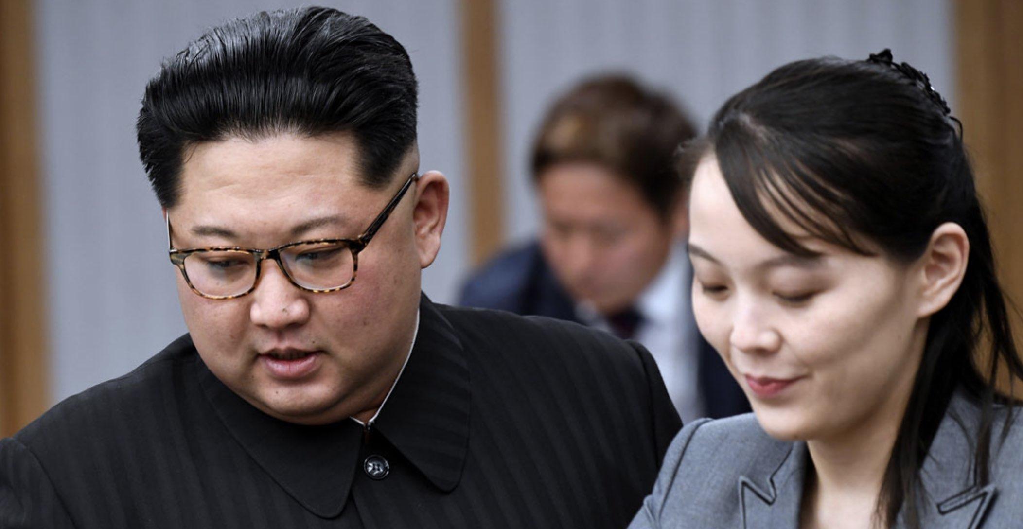 Kim Yo Jong, Corea del Norte