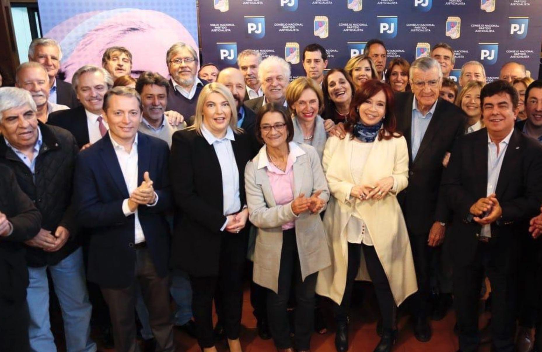 Frente de Todos, Derrota peronista en las PASO, Cristina Kirchner, Alberto Fernández, Corrupción