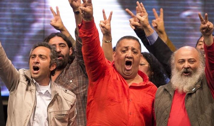 Kirchneristas, golpe a Macri