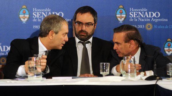 Kreplak Ernesto, Alak y Pichetto