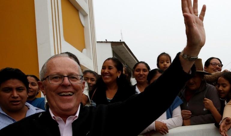 Perú, Kuczynski