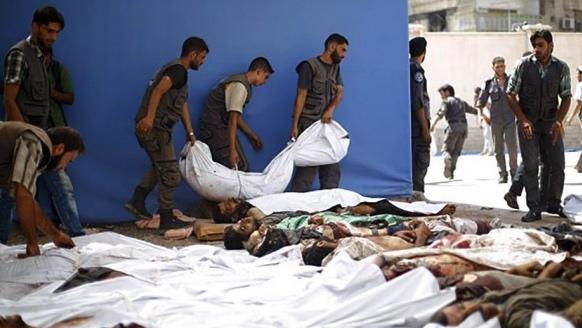 Ataque químico, Duma, Siria