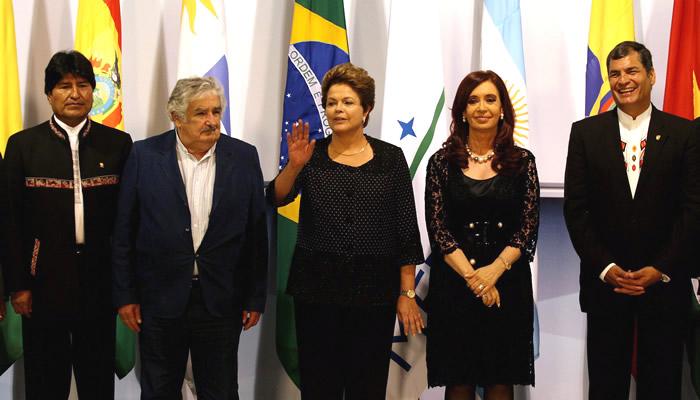 Populistas latinoamericanos