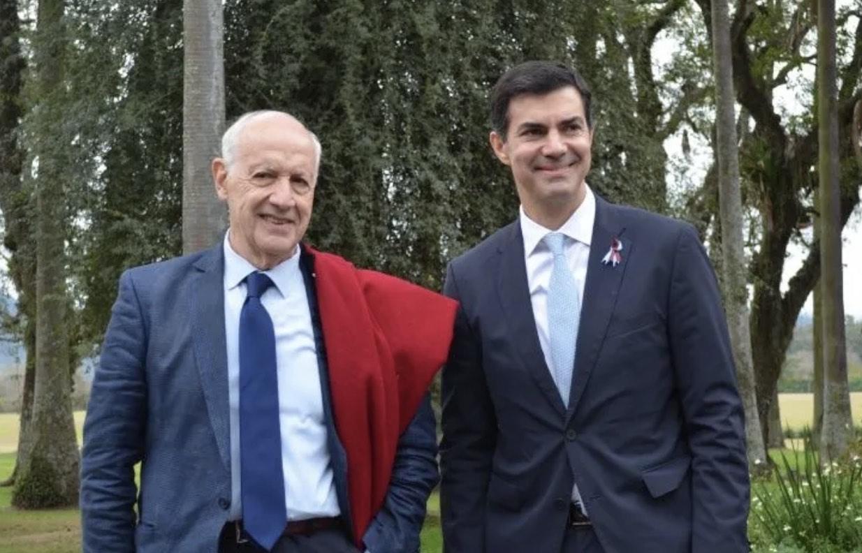 Lavagna, Urtubey, Consenso Federal