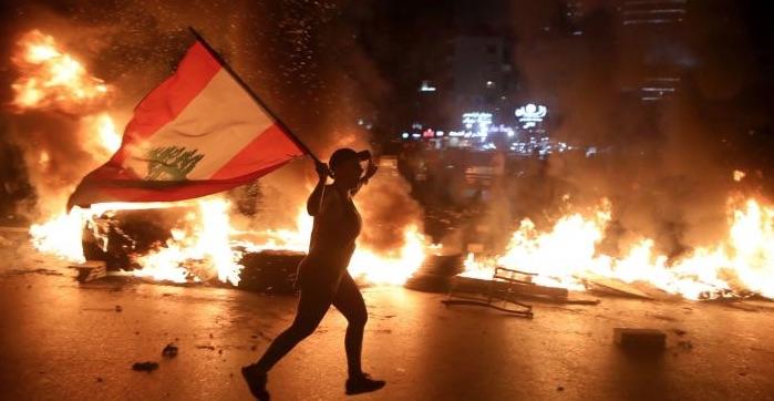 Líbano, Crisis, Hiperinflación