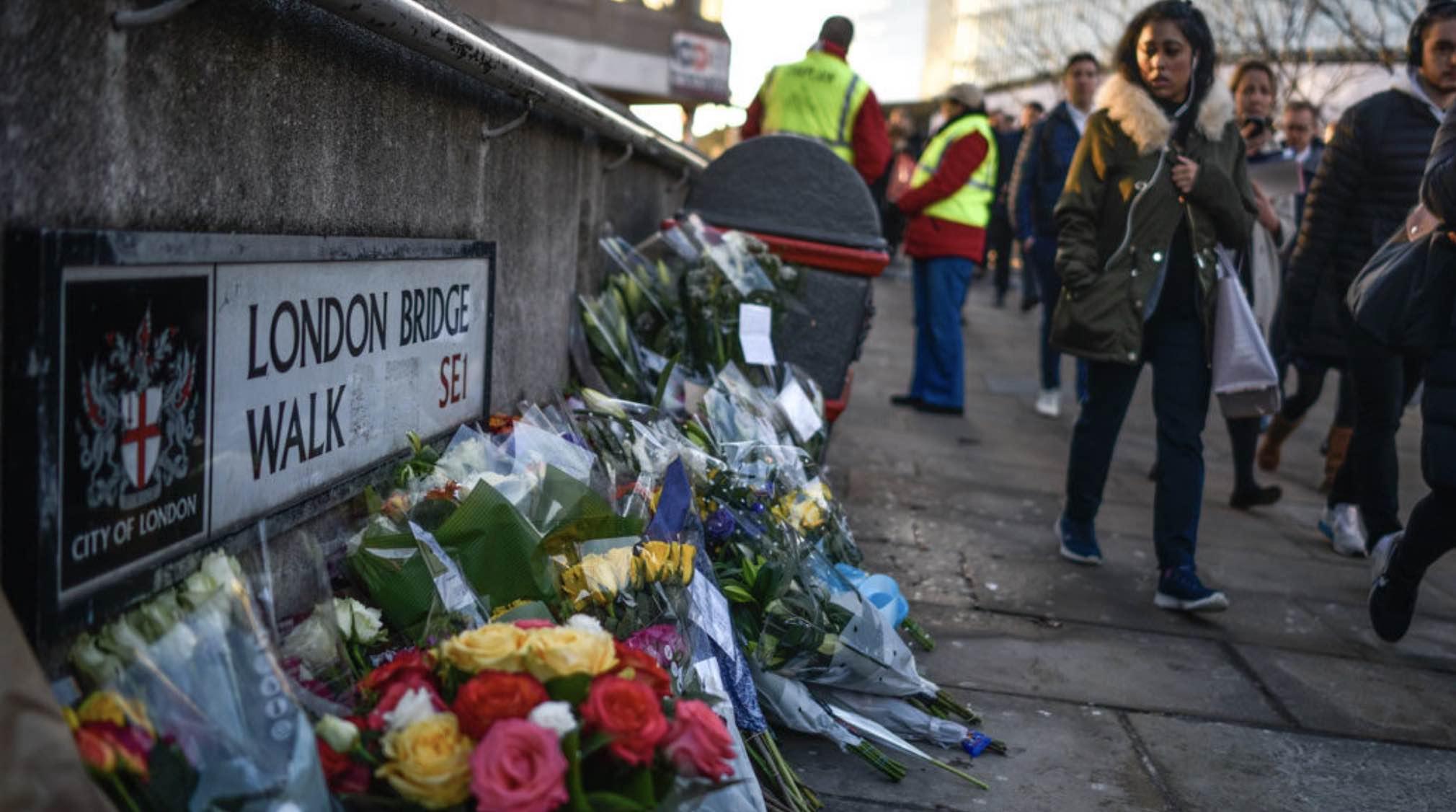 Ataque terrorista en el Puente de Londres, Reino Unido