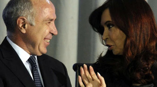 Lorenzetti y Cristina Kirchner, Corrupción