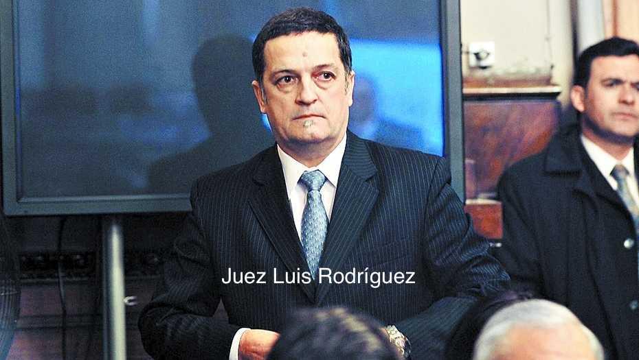 Juez Luis Rodríguez