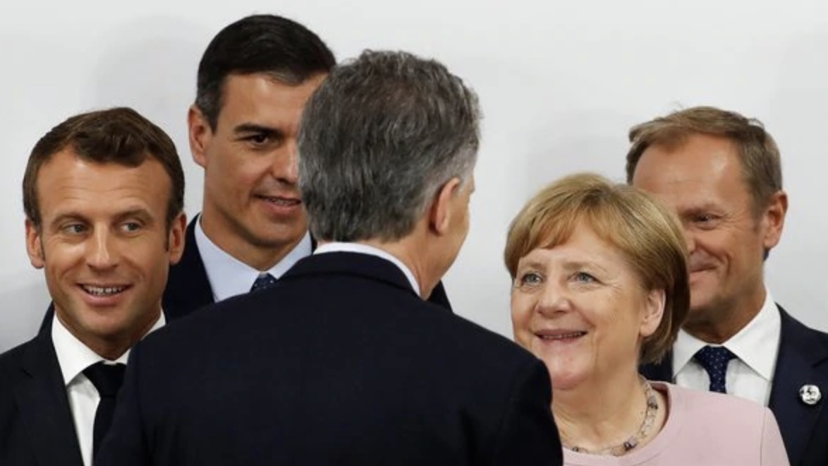 Macri G20, Osaka, Japón, Acuerdo UE MERCOSUR