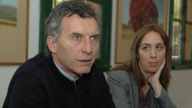 Macri, Vidal,