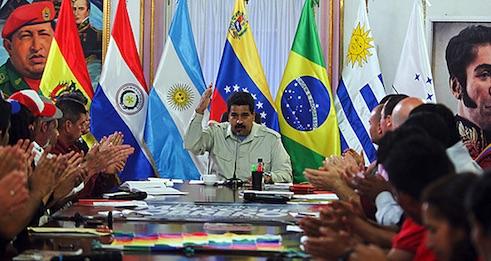 Maduro, populistas
