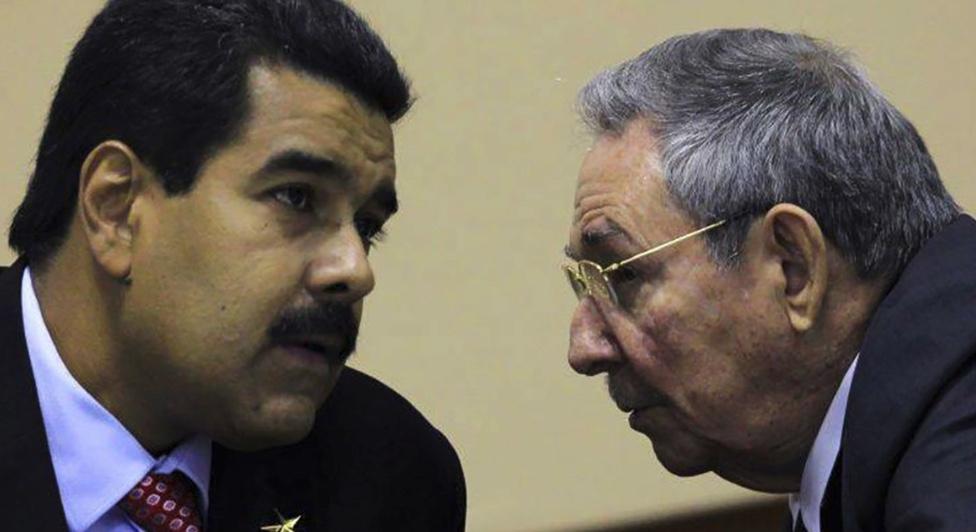 Castro, Nicolás Maduro