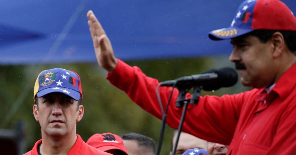 Maduro, Tareck