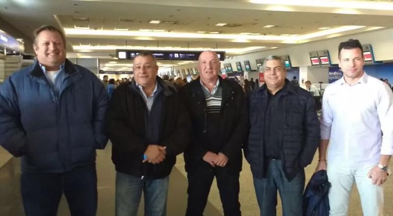 La Nación, Mafia sindical de pilotos, Biró, Llano, Trucco