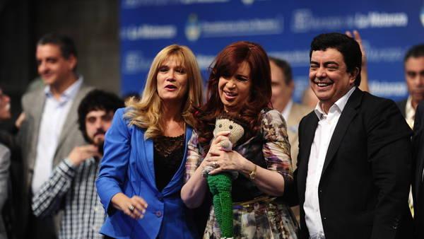Magario y CFK