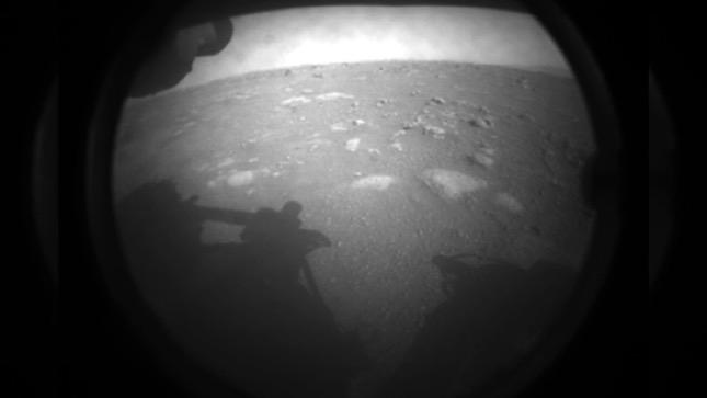 Marte, Rover Perseverance