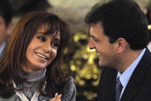 Massa y CFK